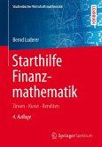 Starthilfe Finanzmathematik (eBook, PDF)