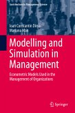 Modelling and Simulation in Management (eBook, PDF)