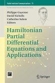 Hamiltonian Partial Differential Equations and Applications (eBook, PDF)