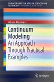Continuum Modeling (eBook, PDF)