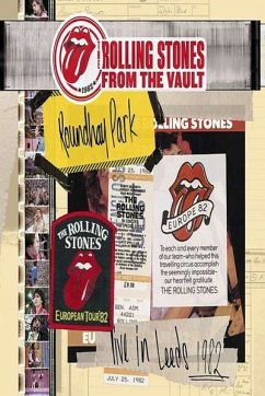 From The Vault-Live In Leeds 1982 (Dvd+2cd) - Rolling Stones,The