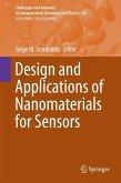Design and Applications of Nanomaterials for Sensors (eBook, PDF)