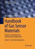 Handbook of Gas Sensor Materials (eBook, PDF)