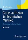 Sicher auftreten im Technischen Vertrieb (eBook, PDF)