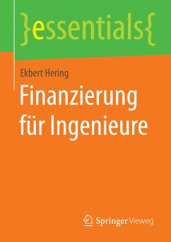 Finanzierung für Ingenieure (eBook, PDF) - Hering, Ekbert