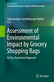 Assessment of Environmental Impact by Grocery Shopping Bags (eBook, PDF)