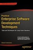 Practical Enterprise Software Development Techniques (eBook, PDF)