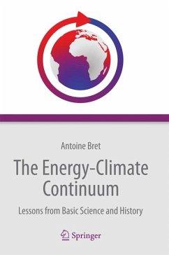 The Energy-Climate Continuum (eBook, PDF) - Bret, Antoine