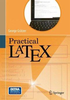 Practical LaTeX (eBook, PDF) - Grätzer, George