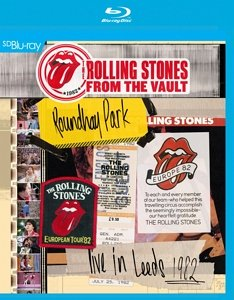 From The Vault-Live In Leeds 1982 (Bluray) - Rolling Stones,The
