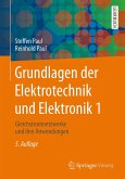 Grundlagen der Elektrotechnik und Elektronik 1 (eBook, PDF)