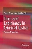 Trust and Legitimacy in Criminal Justice (eBook, PDF)