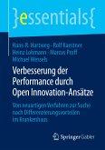 Verbesserung der Performance durch Open Innovation-Ansätze (eBook, PDF)