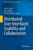 Distributed User Interfaces: Usability and Collaboration (eBook, PDF)