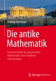 Die antike Mathematik (eBook, PDF)