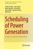 Scheduling of Power Generation (eBook, PDF)