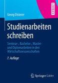 Studienarbeiten schreiben (eBook, PDF)