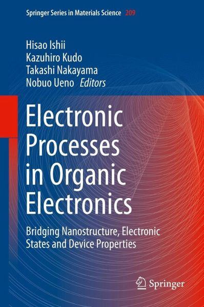 Electronic Processes in Organic Electronics (eBook, PDF)