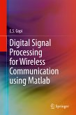 Digital Signal Processing for Wireless Communication using Matlab (eBook, PDF)