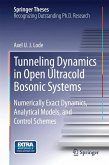 Tunneling Dynamics in Open Ultracold Bosonic Systems (eBook, PDF)