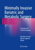 Minimally Invasive Bariatric and Metabolic Surgery (eBook, PDF)