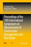 Proceedings of the 18th International Symposium on Advancement of Construction Management and Real Estate (eBook, PDF)