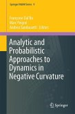 Analytic and Probabilistic Approaches to Dynamics in Negative Curvature (eBook, PDF)