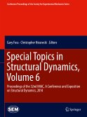 Special Topics in Structural Dynamics, Volume 6 (eBook, PDF)