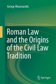 Roman Law and the Origins of the Civil Law Tradition (eBook, PDF)