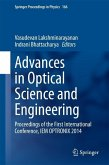 Advances in Optical Science and Engineering (eBook, PDF)