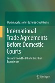 International Trade Agreements Before Domestic Courts (eBook, PDF)