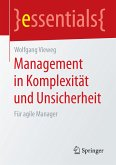 Management in Komplexität und Unsicherheit (eBook, PDF)