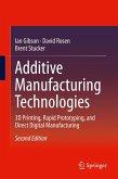 Additive Manufacturing Technologies (eBook, PDF)