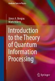 Introduction to the Theory of Quantum Information Processing (eBook, PDF)