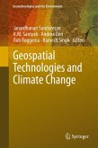 Geospatial Technologies and Climate Change (eBook, PDF)