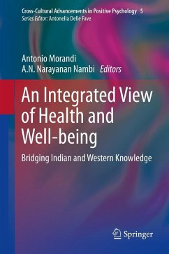 An Integrated View of Health and Well-being (eBook, PDF)