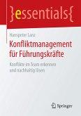 Konfliktmanagement für Führungskräfte (eBook, PDF)