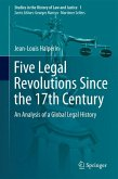 Five Legal Revolutions Since the 17th Century (eBook, PDF)