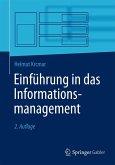 Einführung in das Informationsmanagement (eBook, PDF)