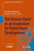 The Human Hand as an Inspiration for Robot Hand Development (eBook, PDF)