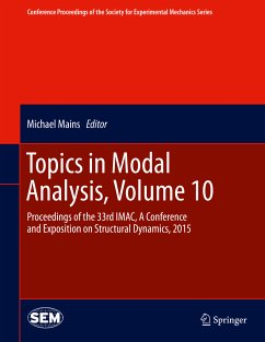 Topics in Modal Analysis, Volume 10 (eBook, PDF)