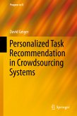 Personalized Task Recommendation in Crowdsourcing Systems (eBook, PDF)