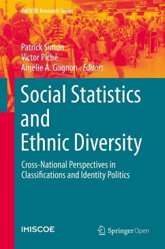 Social Statistics and Ethnic Diversity (eBook, PDF)