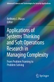 Applications of Systems Thinking and Soft Operations Research in Managing Complexity (eBook, PDF)