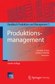Produktionsmanagement (eBook, PDF)