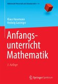 Anfangsunterricht Mathematik (eBook, PDF)