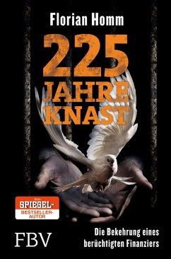 225 Jahre Knast (eBook, ePUB) - Homm, Florian