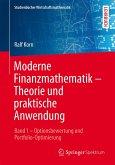 Moderne Finanzmathematik - Theorie und praktische Anwendung (eBook, PDF)