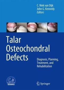 Talar Osteochondral Defects (eBook, PDF)