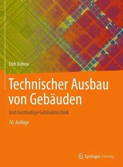 Technischer Ausbau von Gebäuden (eBook, PDF) - Bohne, Dirk